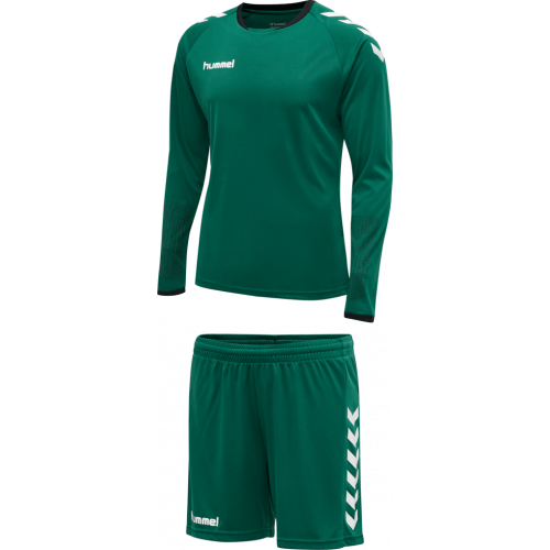 Hummel Goal Keeper Set evergreen