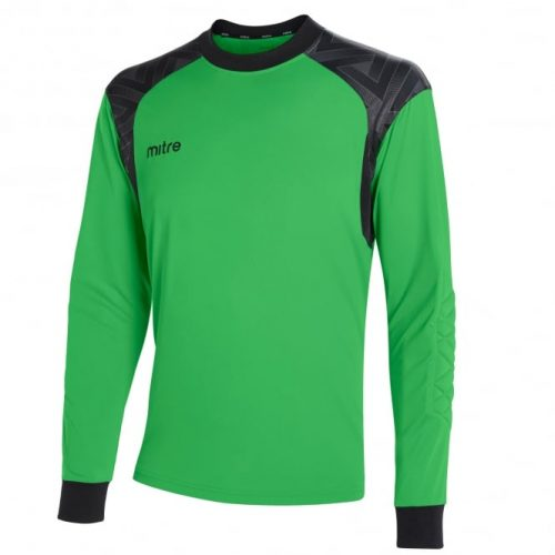 Guard Goalkeeper Top Lime & Black