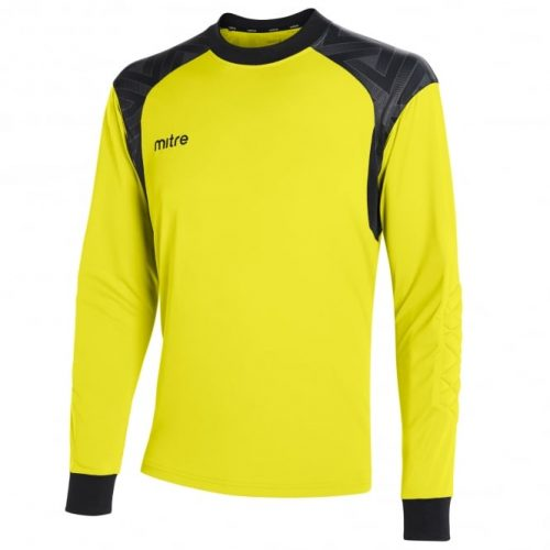 Guard Goalkeeper Top Yellow & Black