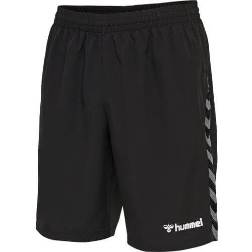 Hummel Training Shorts Black