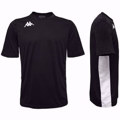 Wenet Match Shirt Black