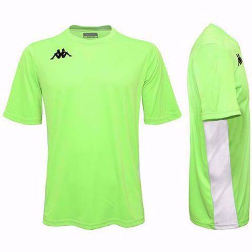 Wenet Match Shirt Green