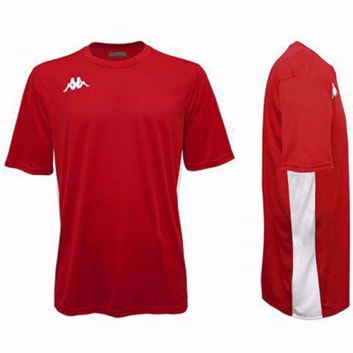 Wenet Match Shirt Red