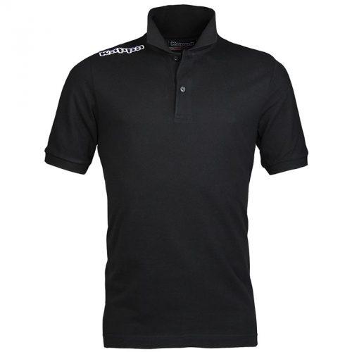 Logo Golf Shirt Black