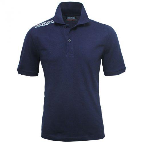 Logo Golf Shirt Navy
