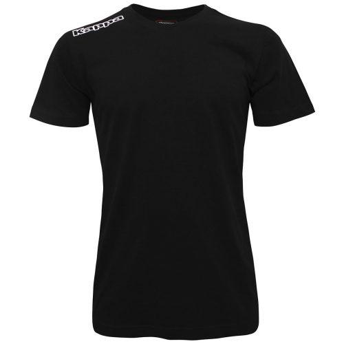 Logo Kafers Shirt Black