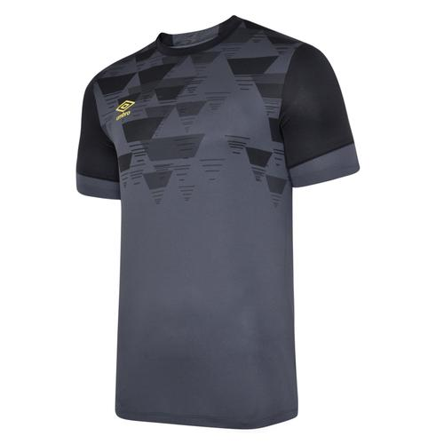 Vier Jersey Carbon & Black