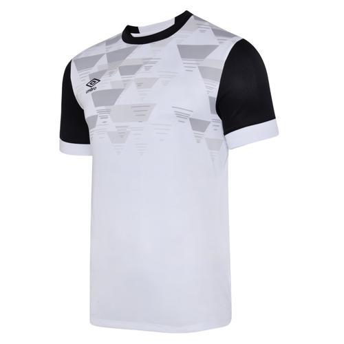 Vier Jersey White & Black