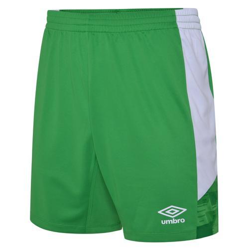Vier Shorts Emerald & White