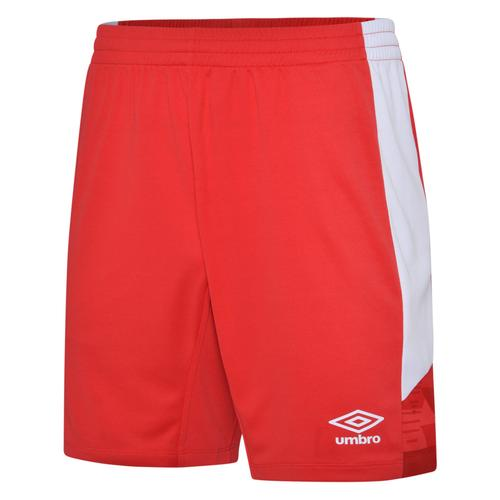 Vier Shorts Red & White