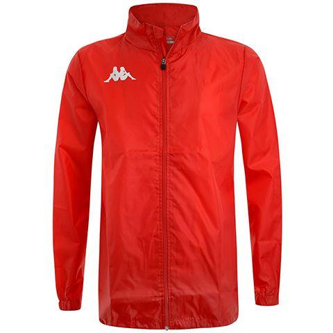Wister Windbreaker Jacket Red