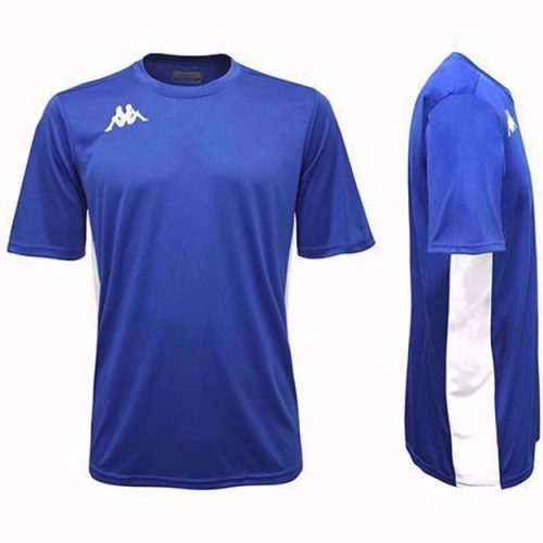 Wenet Match Shirt Blue