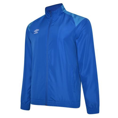 Woven Jacket Blue