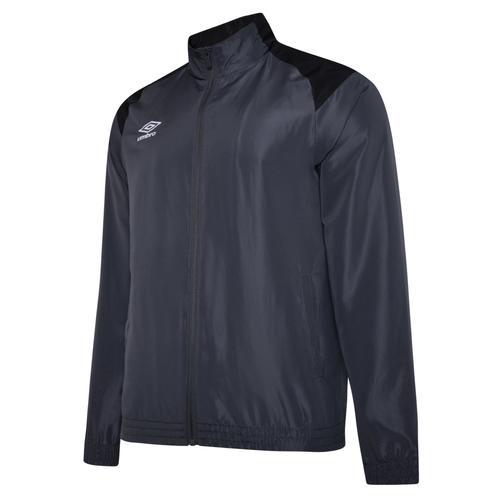Woven Jacket Carbon