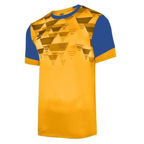 Vier Jersey SV Yellow & Blue