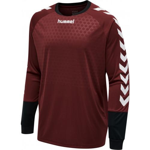 Hummel Essential Goalkeeper Jersey Maroon