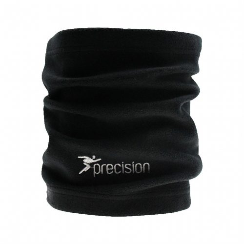 precision neck warmer black