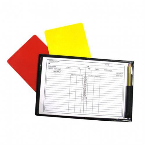 Precision referee notebook
