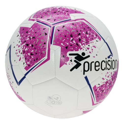 Precision Fusion IMS Training Ball White Pink