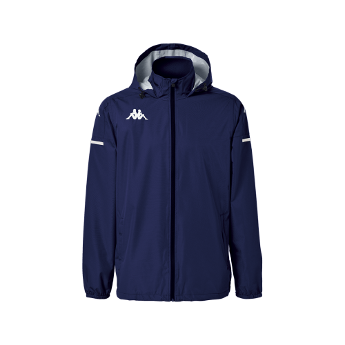 kappa adver zip navy