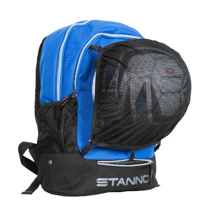 Stanno backpack with net royal