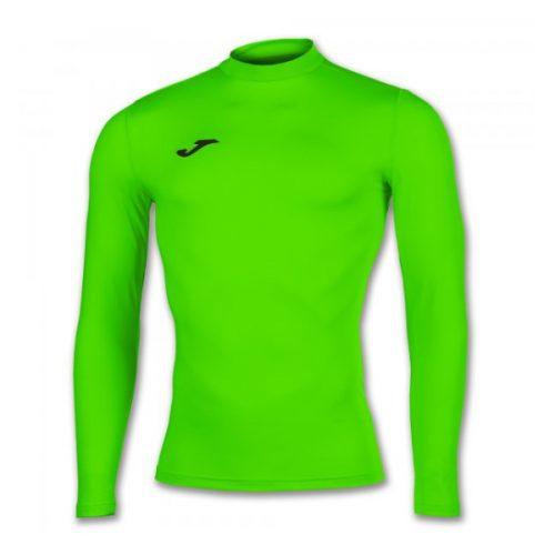 Joma brama academy shirt fluorescent green