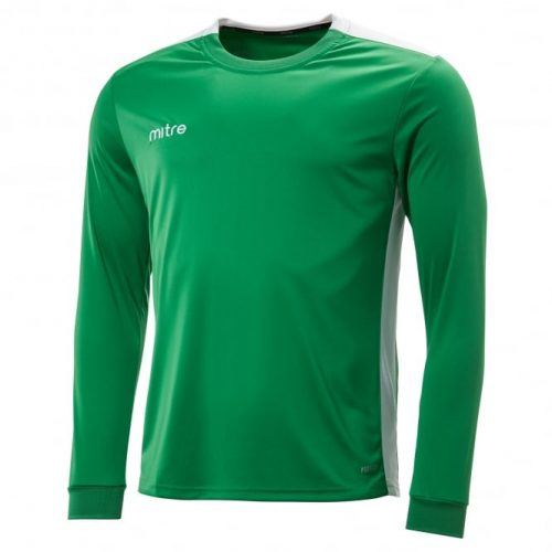 mitre charge ls green and white