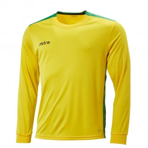 mitre charge ls yellow and green