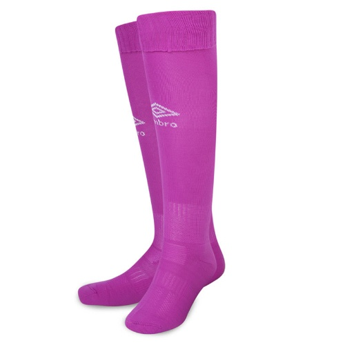 Umbro classic socks purple